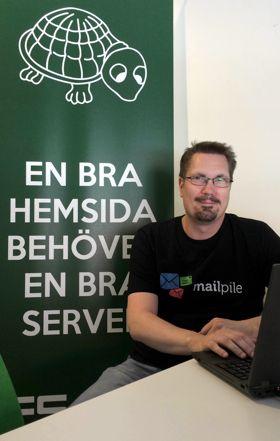 Fredrik Fagerlund, FS Data
