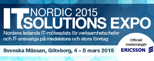 IT Solutions Expo 2015