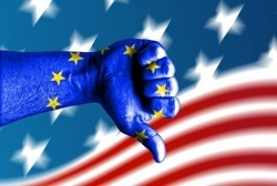 EU ger tummen ner till USA
