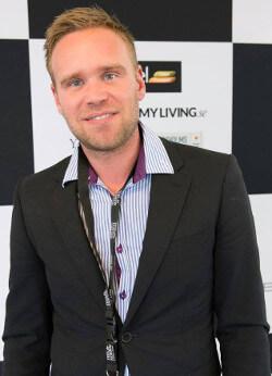 Jimmy Andersson, Prowa webbyrå