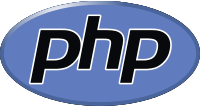 Oficiell logoty för PHP